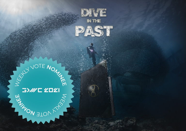 Dive in the Past nominated for fan favorite at GDWC